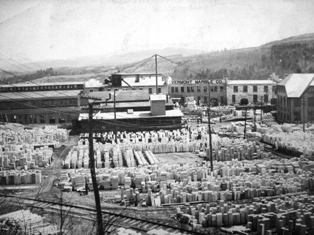 Vermont Marble Company, Photo Courtesy of the Vermont Historical Society